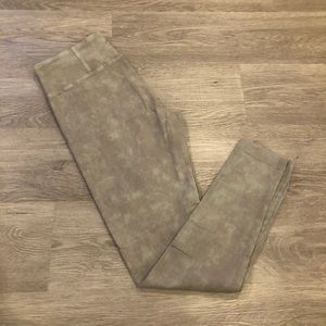 Talula Aritzia Tie Dye Leggings NWOT Size S